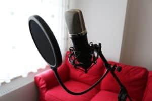 Mikrofonspinne - Wozu braucht man eine Mikrofonspinne?